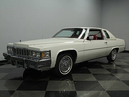 1977 Cadillac De Ville for sale 100766128